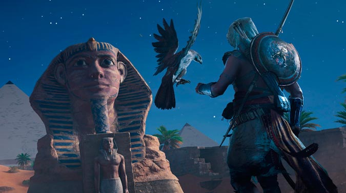 descargar assassins creed origins pc español
